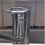 台所蛇口のお水・お湯が出ない