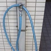 水栓柱からの水漏れ