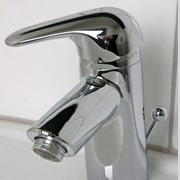 洗面蛇口の水・お湯が出ない