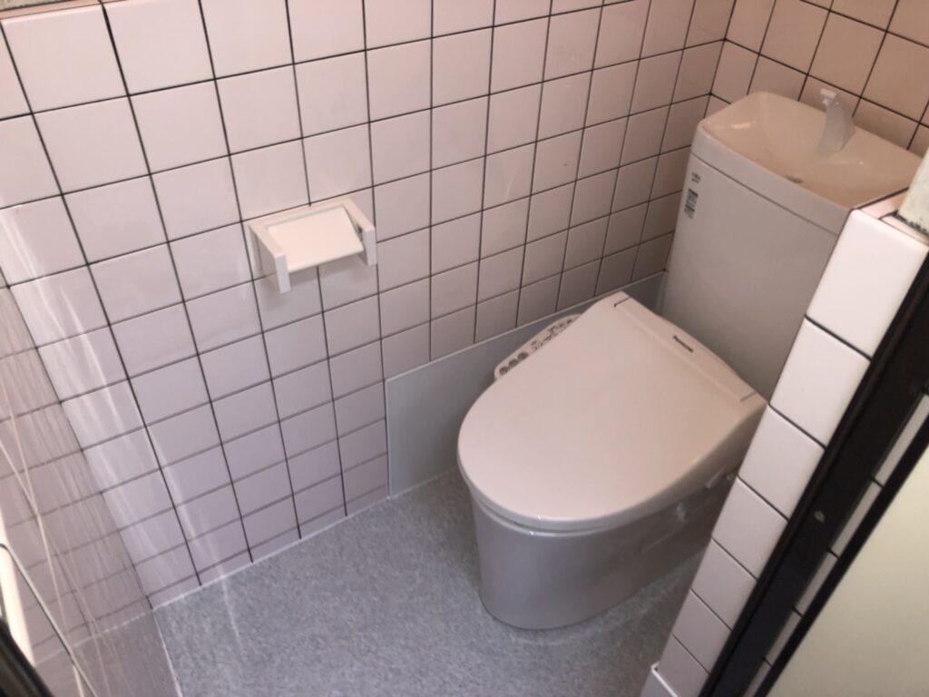 トイレ詰まり トイレ修理【大阪府枚方市】